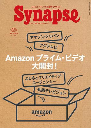 Synapse 表紙イメージ